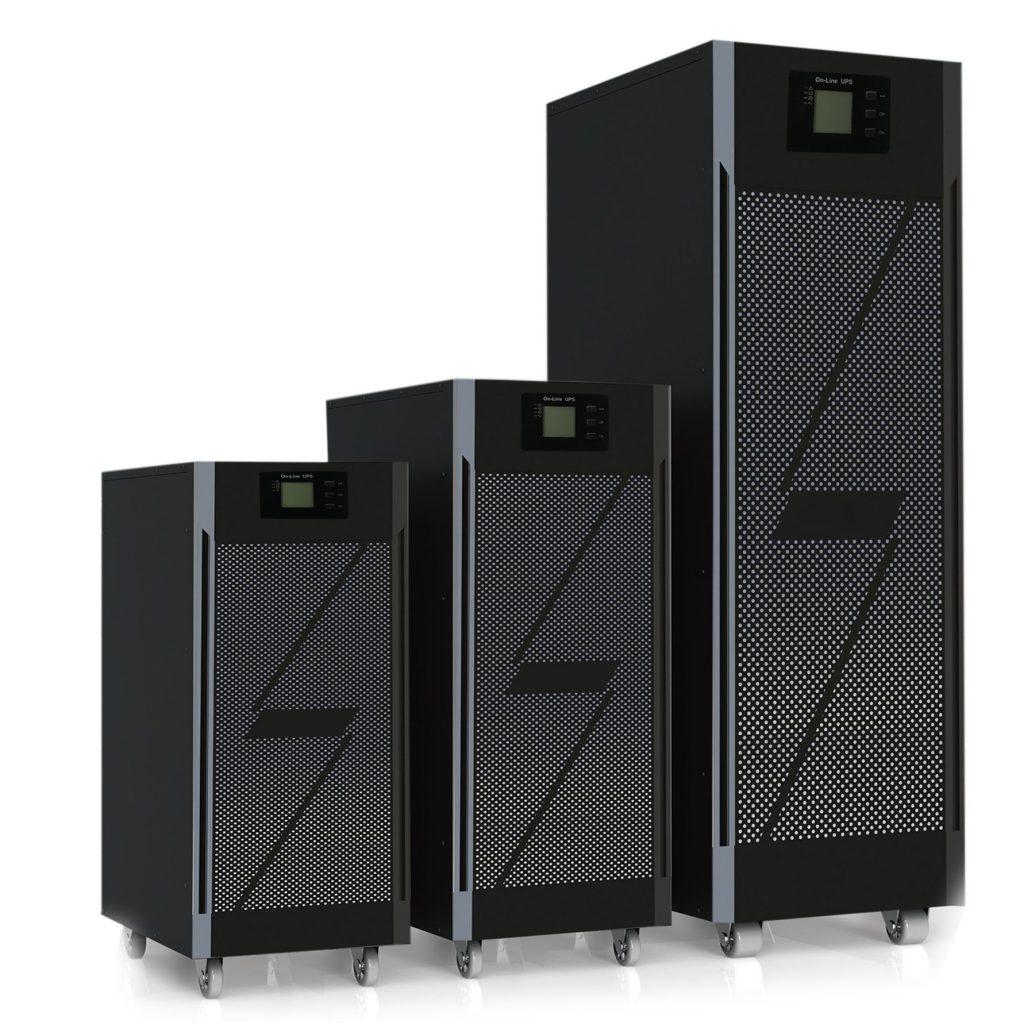 Bộ lưu điện UPS - Ắc quy