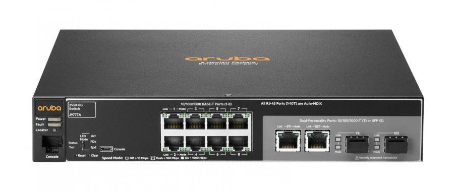 HP 2530-8G Switch J9777A