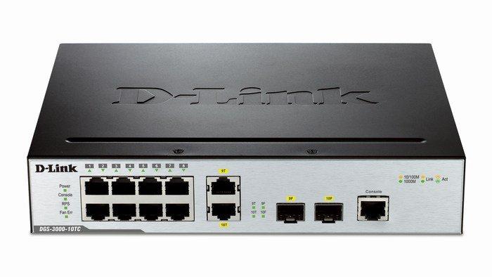 P 16004 D Link Dgs 3000 10tc