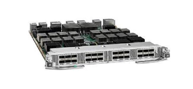 Switch Cisco Industrial Nexus N77 F324fq 25