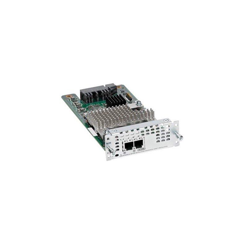Switch Cisco Nim 2bri S T