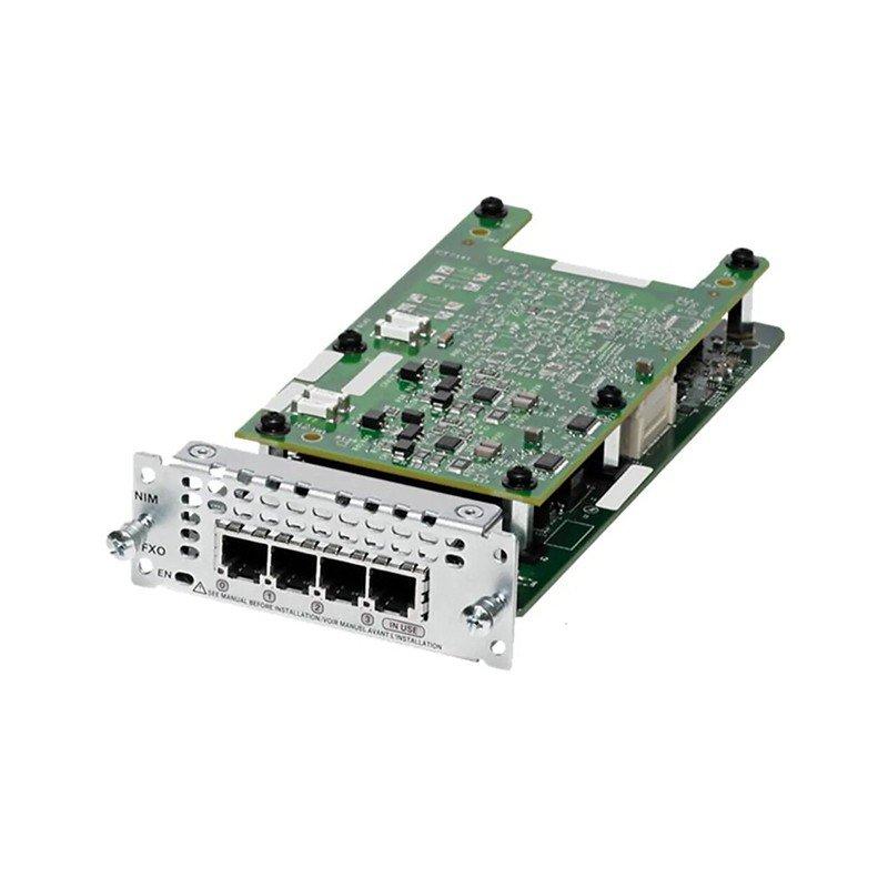 Switch Cisco Nim 4fxo