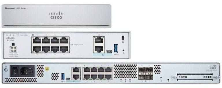 Firewall Cisco Fpr1150 Ngfw K9