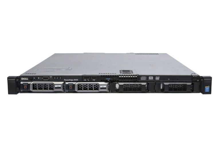 Dell Poweredge R430 E5 2620v3