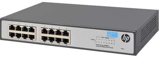 Switch Hpe 1420 16g (jh016a)